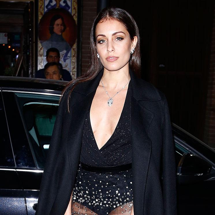 El desafío de Hiba Abouk: convertir una prenda de 20 € en su 'look' más 'sexy'