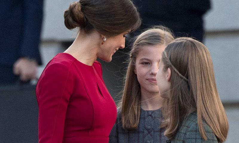 La tradición de doña Sofía que la Reina repite 40 años después