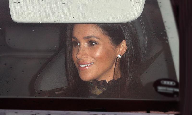 Meghan Markle recupera un vestido que estrenó antes de conocer al príncipe Harry