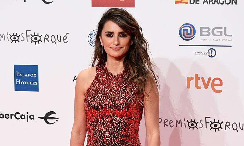 Desfile de celebrities en la alfombra roja de los Premios Forqué 2019