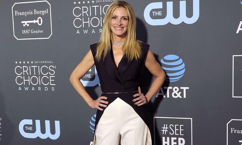 Charlize Theron, Julia Roberts... Los mejores looks de los Critics' Choice Awards
