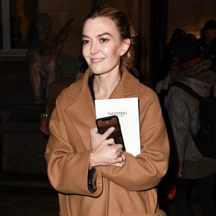 0f05190d99 Marta Ortega se viste de Zara en la Alta Costura parisina
