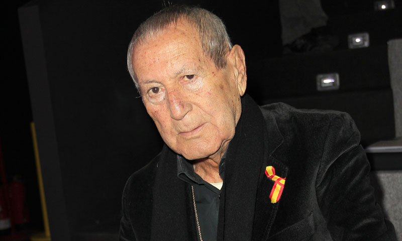 Fallece el diseñador Elio Berhanyer a los 89 años