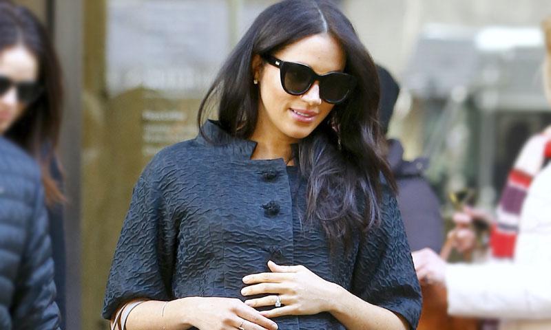 El secreto de estilo que Meghan Markle adopta de Amal Clooney para su look neoyorquino