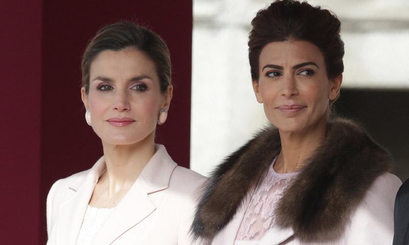 Doña Letizia y Juliana Awada: ¿Quién se inspira en quién?
