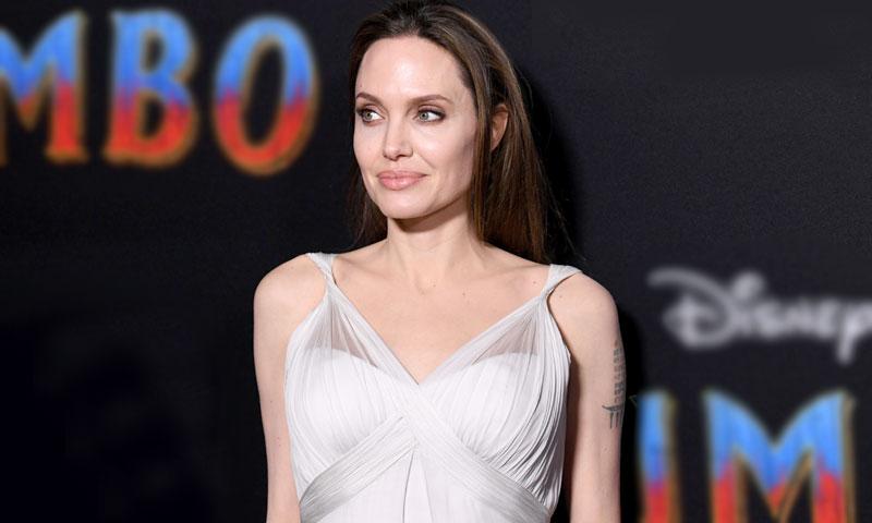 El recuerdo de Angelina a aquel vestido del que todos hablaron hace 15 años