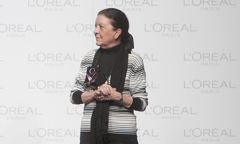 Muere Cuca Solana, directora durante 30 años de la Semana de la Moda de Madrid