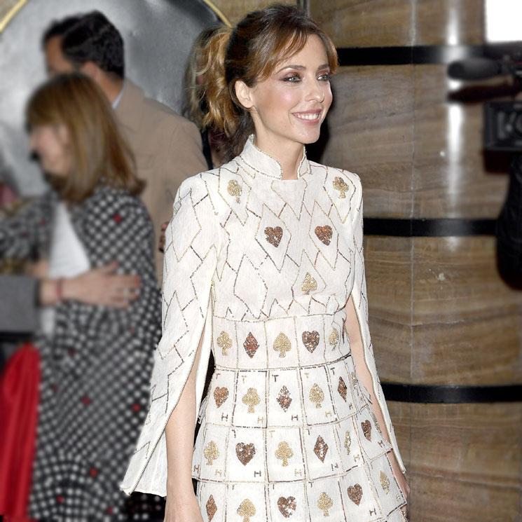729c7abc0 Leticia Dolera moderniza aquel vestido español de  princesa  que triunfó  internacionalmente