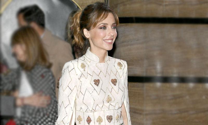 Leticia Dolera moderniza aquel vestido español de 'princesa' que triunfó internacionalmente