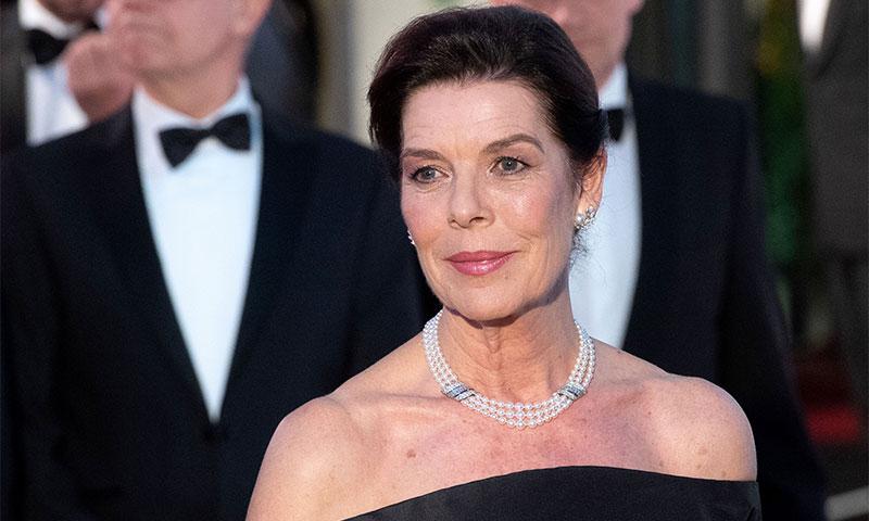 Carolina de Mónaco rescata la joya más especial de su madre en homenaje a Karl Lagerfeld