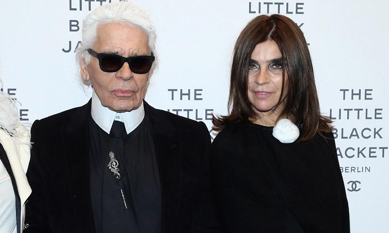 Carine Roitfeld se pone al frente de la firma Karl Lagerfeld