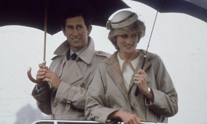 El básico infalible de entretiempo que las 'royals' copiaron a Diana de Gales