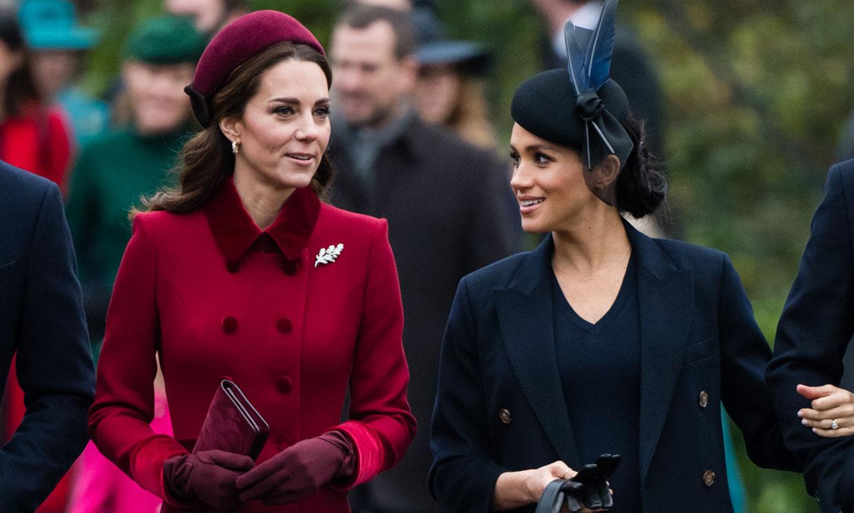 El ingenio de Meghan Markle durante su embarazo para marcar la diferencia frente a Kate Middleton
