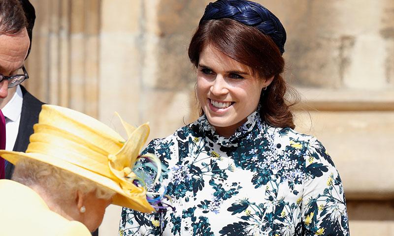Las 'royals' también se rinden a los vestidos de flores en primavera
