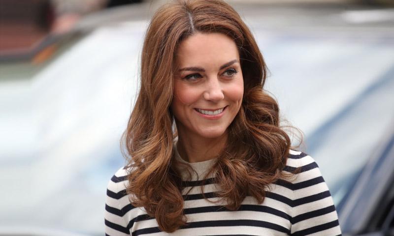 Kate Middleton confirma el fenómeno de los pantalones 'culotte' en la realeza