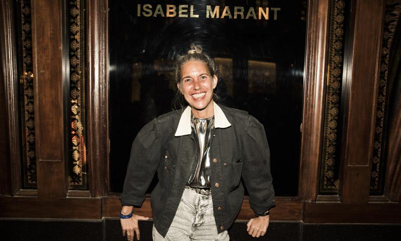 A solas con Isabel Marant, la parisina que convirtió su rebeldía en un imperio de la moda