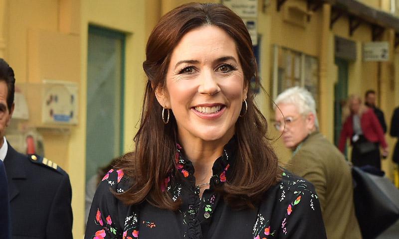 ¿A qué otra 'royal' le ha copiado Mary de Dinamarca su nuevo vestido de flores?