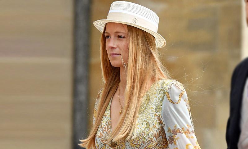 Llega el efecto 'Alizee': La cuñada de Kate Middleton arrasa con su vestido de 50 euros