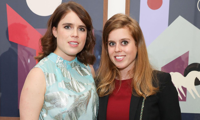 Meghan o Kate: ¿En quién se fijan Beatriz y Eugenia de York al vestir?