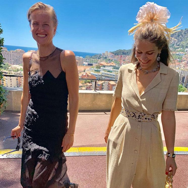 a64f46227 Boda de Carlota Casiraghi y Dimitri Rassam: los looks de las ...