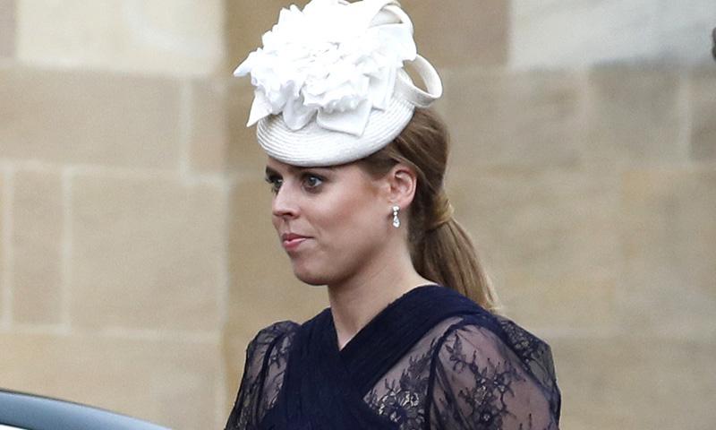 La prueba de que Beatriz de York podría haberle cogido un vestido a su tía, la condesa de Wessex