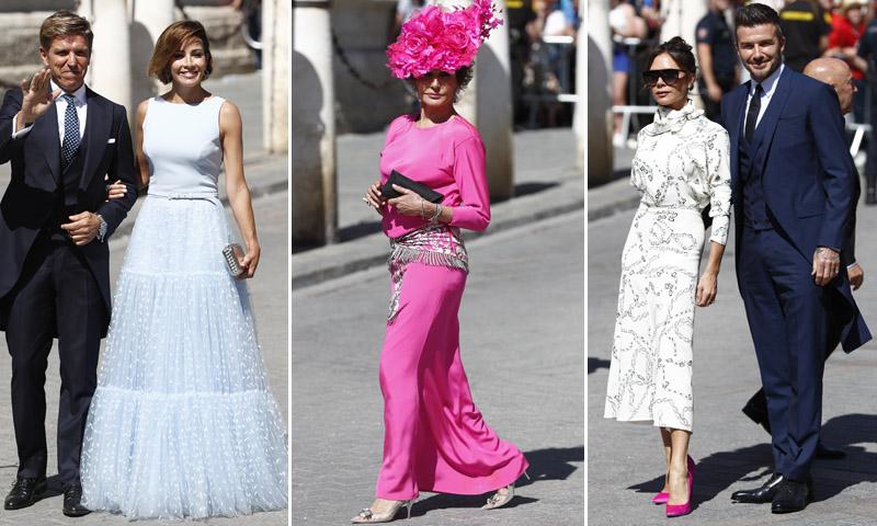 Votación: ¿Quién ha sido la invitada mejor vestida?