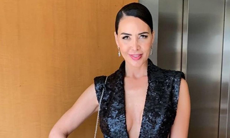 Vania Millán y Lorena Gómez, amor por el mismo vestido