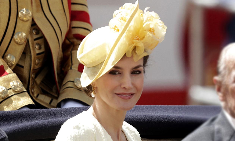 Nueve veces en que los tocados de doña Letizia inspiraron a las 'royals' europeas