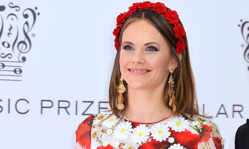 Sofía de Suecia recupera el calzado español favorito de las 'royals'
