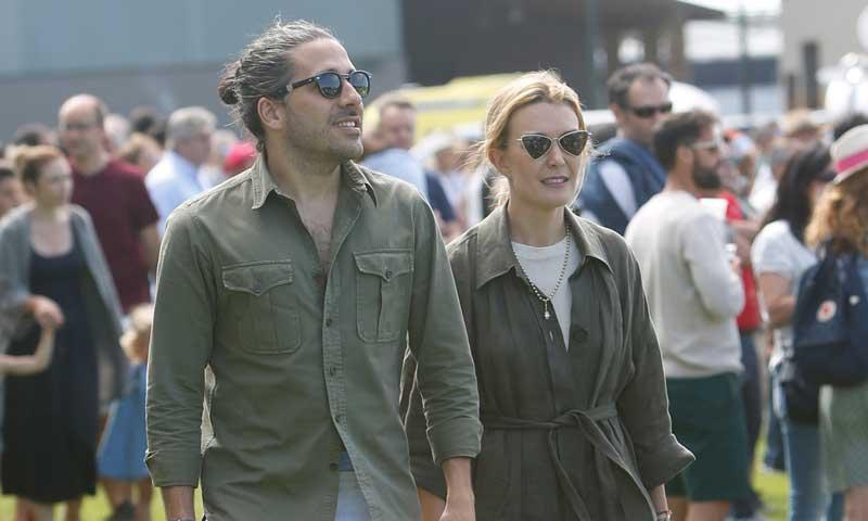 Marta Ortega y Carlos Torretta, estilo en pareja en la hípica