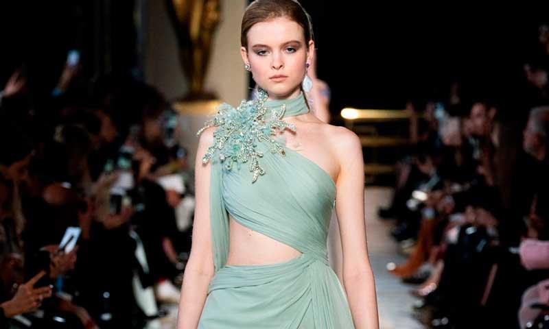Boda de Elie Saab Jr.: la madre del novio inspira el cuarto vestido de Christina Mourad