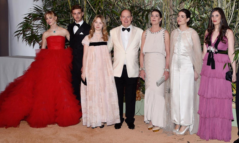 De Carlota a Carolina: ¿Cómo vestirán las 'royals' de Mónaco en la boda de Louis Ducruet?