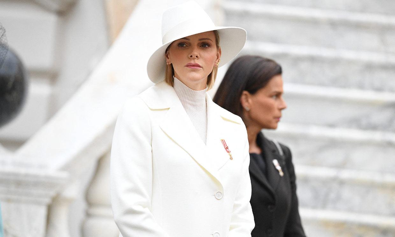 De Charlene a Carolina, pura sofisticación otoñal en el Día de Mónaco
