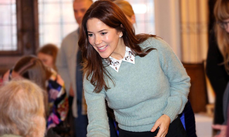 Doce veces en las que Victoria Beckham conquistó a la realeza con sus diseños