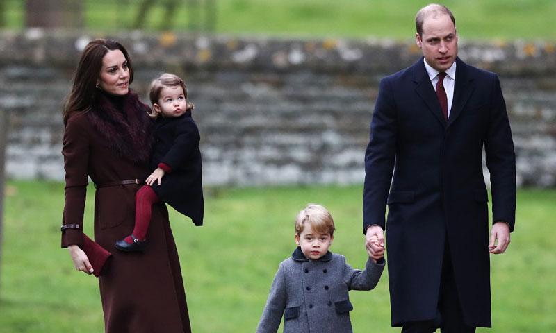 El guiño de 'The Crown' al príncipe George a través de su armario