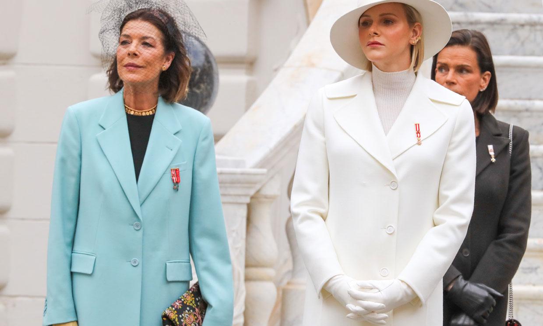 De Carolina a Máxima: A cada 'royal', su abrigo de tendencia
