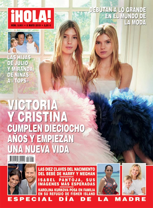 Cristina Y Victoria Iglesias Así Imaginamos Sus Vestidos El