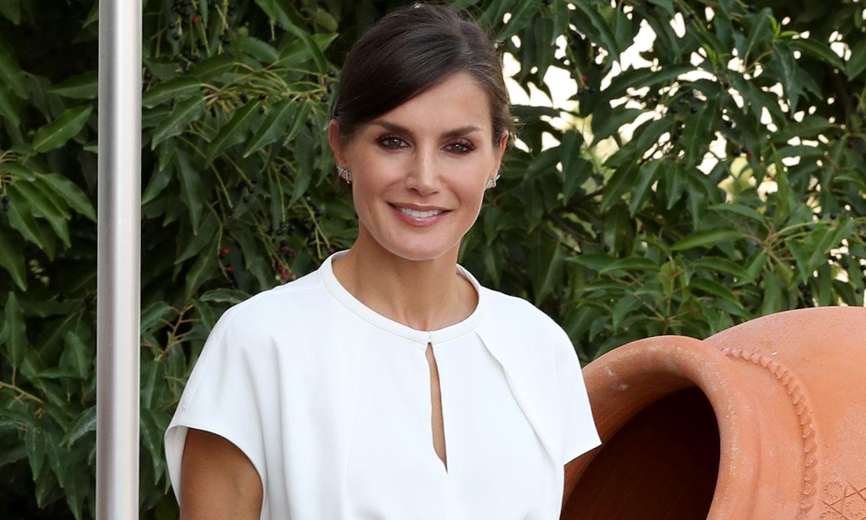 Ainhoa Arteta confirma el 'efecto Letizia' entre las 'celebrities' españolas
