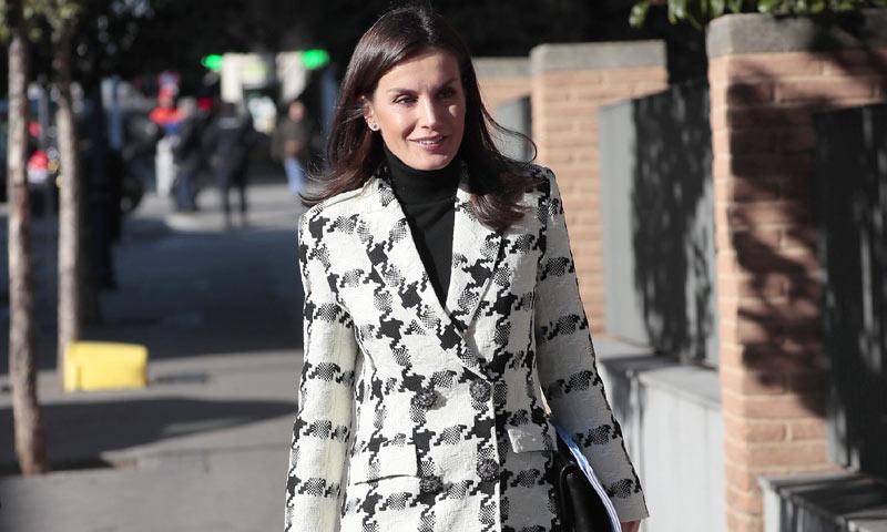 De doña Letizia a Máxima de Holanda: las 'royals' empiezan 2020 vistiendo moda española