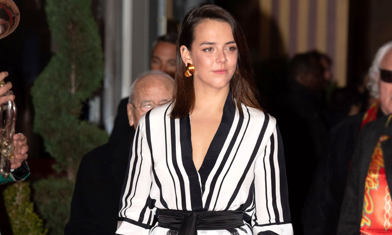 La apuesta ganadora de Pauline Ducruet en duelo de estilo con Estefanía de Mónaco