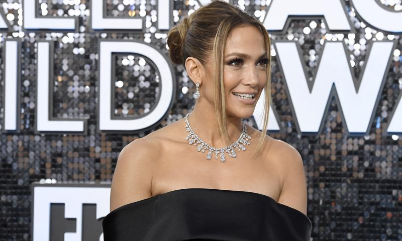 Jennifer Lopez y el look de los 9 millones de euros