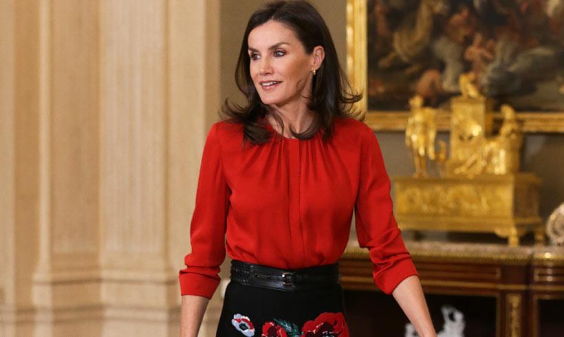 De Kate a Carolina: las 'royals' sucumben a las botas más seductoras de la reina Letizia