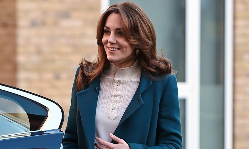 Kate Middleton cumple con su propósito de enero: ahorrar en ropa
