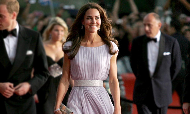 Los 10 vestidazos de gala que nos gustaría que Kate Middleton repitiera