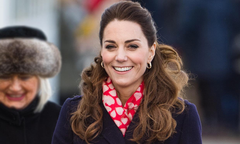 Kate Middleton vuelve a Zara y estrena un look de 8 euros