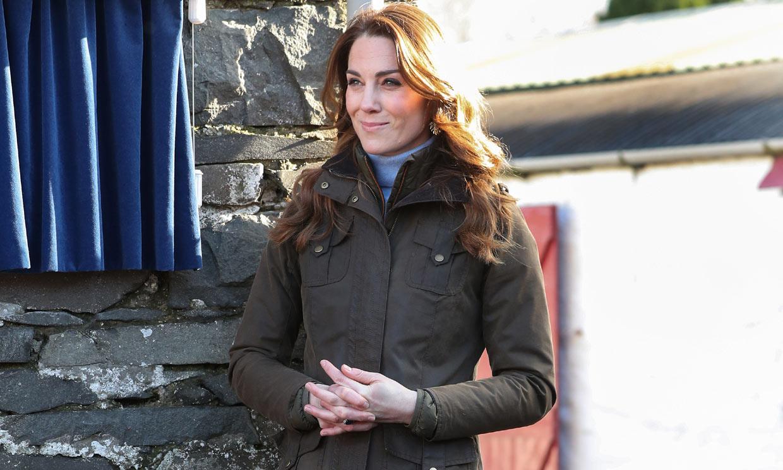 Kate recupera las botas de origen español que tiene desde hace 16 años