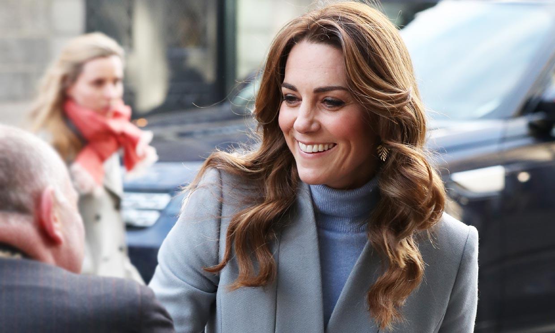 El truco de Kate Middleton para un radical cambio de look en tan solo un minuto