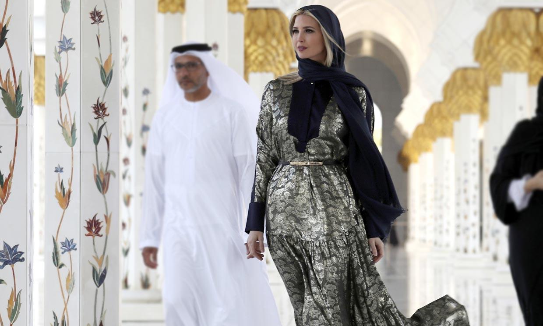 Los zapatos 'royal' que se colaron en la maleta más fabulosa de Ivanka Trump