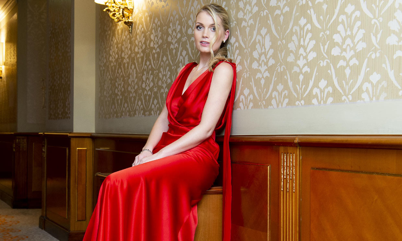Lady Kitty Spencer recuerda a su tía Diana de Gales con su vestido más 'sexy'