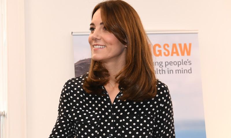 Kate recupera 12 años después el básico que el príncipe Guillermo no olvida